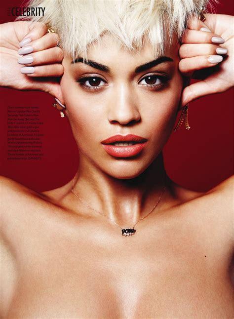 Rita Ora - Elle Magazine Canada February 2016 Issue ...