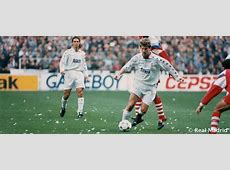 Historic Goals Laudrup Real Madrid CF