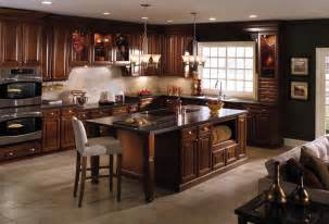 kitchen paint colors with cherry cabinets yellow kitchen
