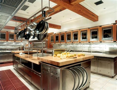Commercial Kitchen Design: equipment, hoods, sinks