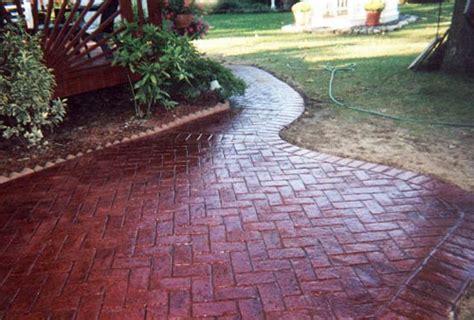 larry brick patio