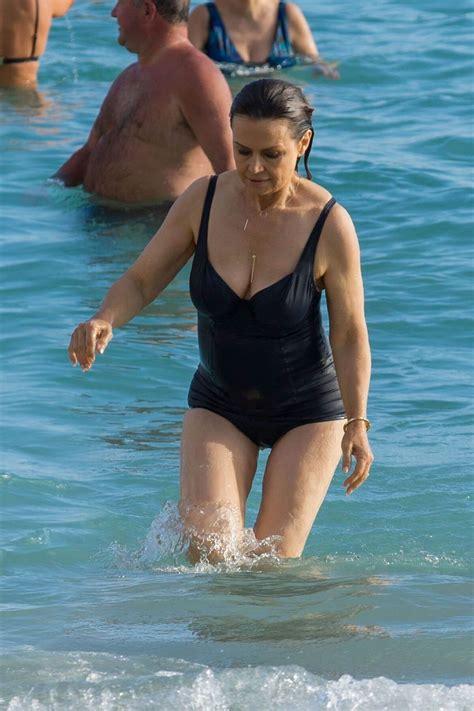 lisa swimsuit celebskart latest celebrities photos bikini photos