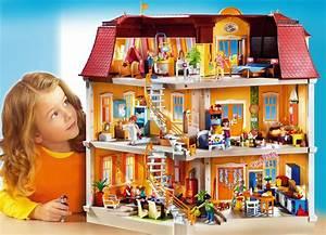 Spielzeug Für Mädchen : mein gro es puppenhaus playmobil nr 5302 ~ A.2002-acura-tl-radio.info Haus und Dekorationen