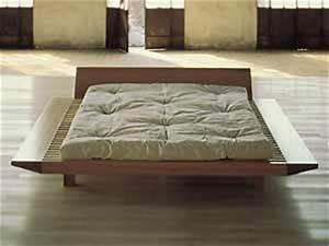 Was Ist Ein Futonbett : bett satori japnisches bett massivholz nat rlich metallfrei ~ Markanthonyermac.com Haus und Dekorationen