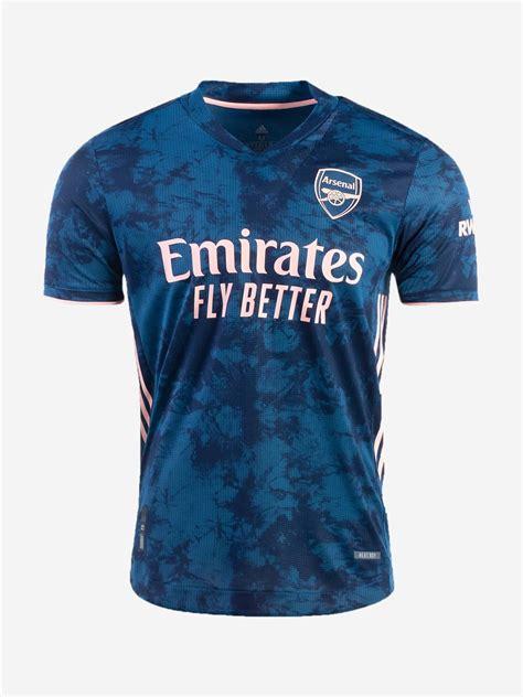 Arsenal Third Jersey 20 21 Season Premium Buy Football ...