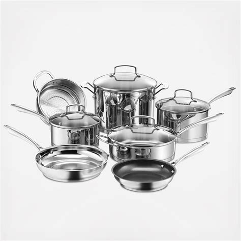 zola cookware beginners cooking steel stainless
