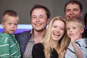 Elon Musk and Family
