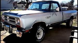 1986 Dodge Power Ram W150