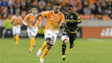 Barnes Houston Dynamo by Bbva Compass Newest Brand Ambassador Giles Barnes