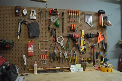 Garage Organization Pegboard by The Great Garage Purgeloving Here