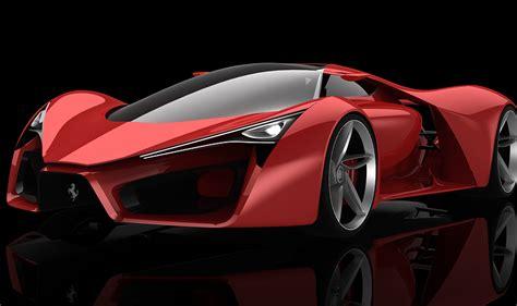 ferrari f80 prototype ferrari f80 supercar concept blows our mind us away