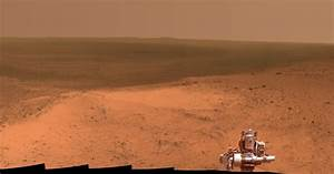 Rover finishes 11-year marathon on Mars