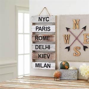 World, Travel, Cities, Wood, Pallet