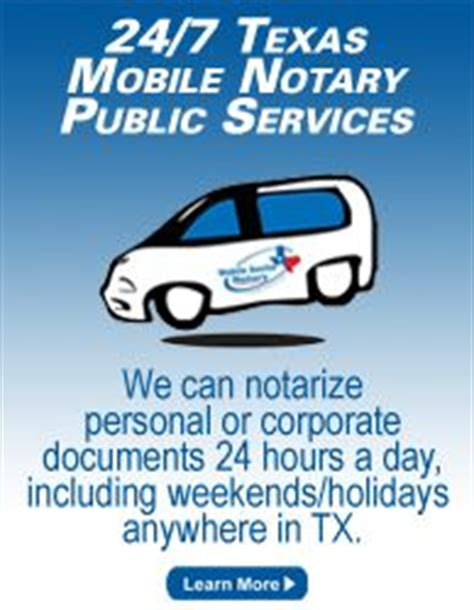 images  texas mobile notary services  pinterest