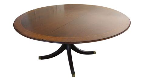 dining table on antique wooden inlay dining table chairish 6717