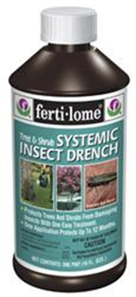 ferti lome tree  shrub systemic insect drench
