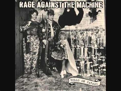 Rage Against The Machine- Bulls On Parade (Edit) - YouTube