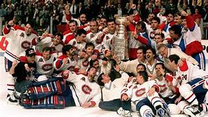 Stanley Cup Wins!! - Montreal Canadiens