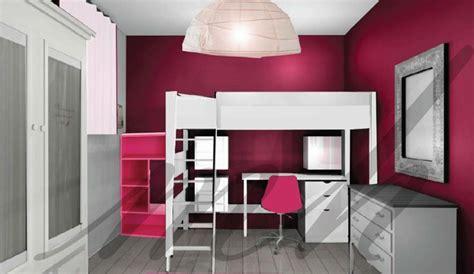 quelle couleur dans une chambre couleurs plus flashy dans la decoration de chambre de cette fille on la couleur