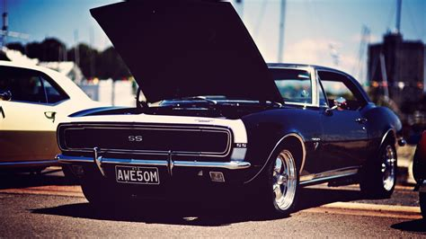 American Cars Muscle Stylish Car