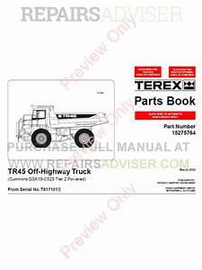Terex Tr45 Off