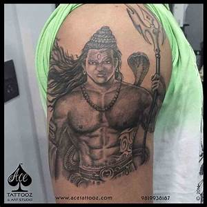 Simple Shiva Tattoo | www.imgkid.com - The Image Kid Has It!