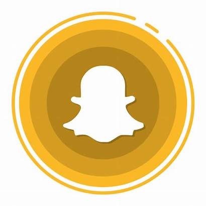 Snapchat Social Icons Icon Transparent Flags Background