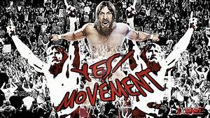 daniel bryan yes movement wallpaper by sebaz316 on DeviantArt