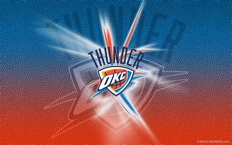 Okc Thunder Background Oklahoma City Thunder Wallpapers Hd Pictures