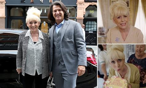 Barbara Windsor's husband reveals the actress forgets ...