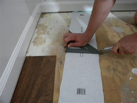 vinyl plank flooring installation diy install vinyl plank flooring we call it junkin