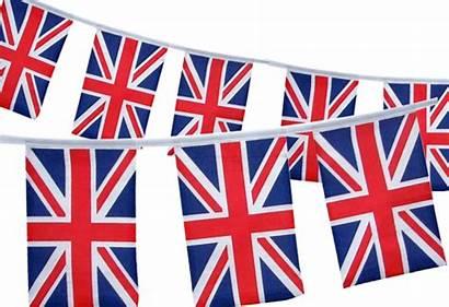 Flag Bunting British Union Jack Flags String