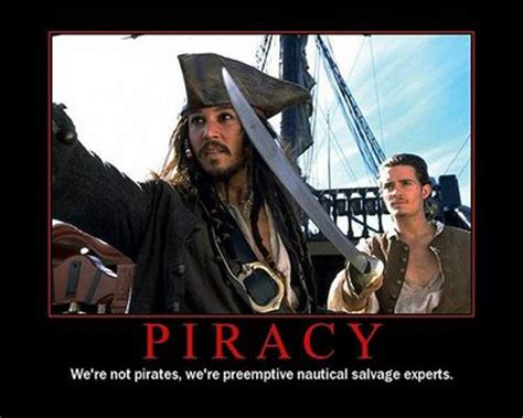 Piracy Meme - 30 pirate demotivators smosh