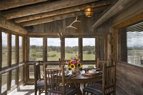 Floor And Decor Hilliard Rustic Screened Porch Porches