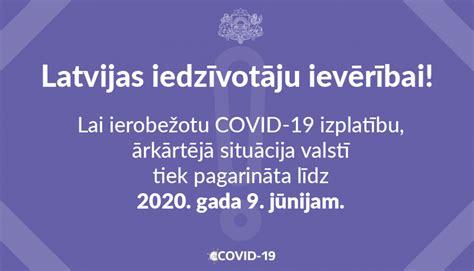 Valdības stratēģija nākamajam Covid-19 ierobežošanas ...
