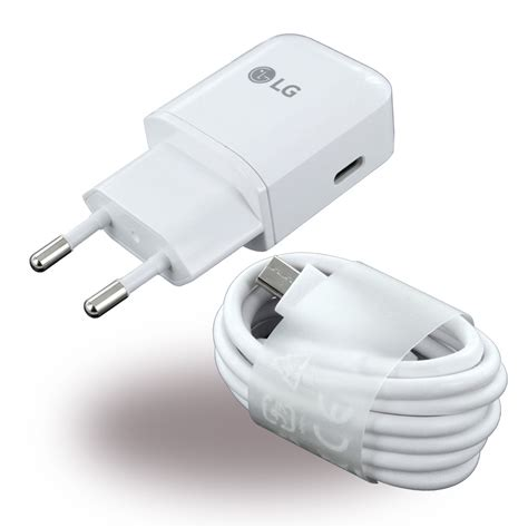 lg mcs n04 usb type c charger usb type c cable 3000ma white talksky gro 223 handels gmbh