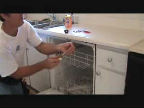 dishwasher installation granite countertop how to attach dishwasher to countertop bstcountertops