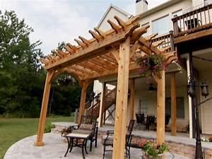 Building a Pergola DIY