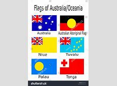 Flags Australiaoceania Australia Australian Aboriginal