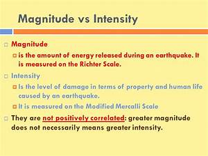 Natural Hazards – Earthquakes, Volcanoes and Tsunamis ...