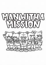 Coloring Mission Sheets Relax Sheet Adorable Steerpop Missions Band sketch template