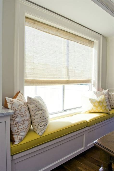 window sill seat under inside windows install banquette seats examples room bench seating interior bay decor looking playroom treatments fensterbank
