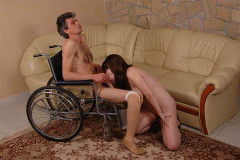 Amputee Sex Honey Handicapped People Prove