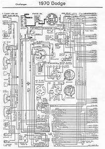 1970 Dodge Challenger T A Wiring Diagrams  1970  Free Engine Image For User Manual Download