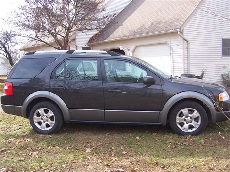 Pin Picture Of 2007 Ford Freestyle Sel Awd Interior On