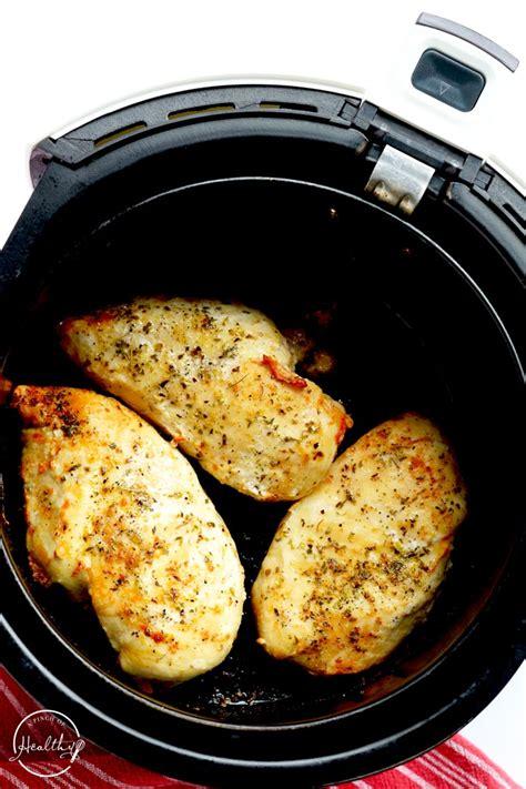 fryer air chicken breast basic basket juicy breasts cooking healthy pinch tender using digital