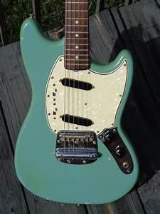 Fender Mustang 1966 Guitar For Sale Guitarbroker