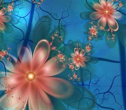 Magic Flowers Papel Arroz Flores Hearts A4