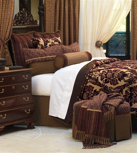 luxury bedding by eastern accents othello collection