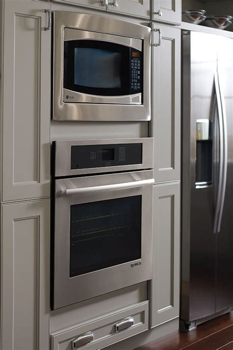 oven  microwave cabinet homecrest cabinetry